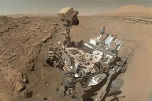 NASA's Mars Curiosity rover finds building blocks for life ...