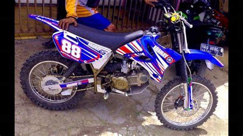 Modif Jupiter Z 2004 by Yamaha Jupiter Z Modif Trail