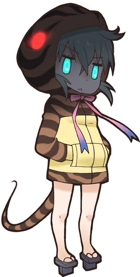 tsuchinoko japari library  kemono friends wiki