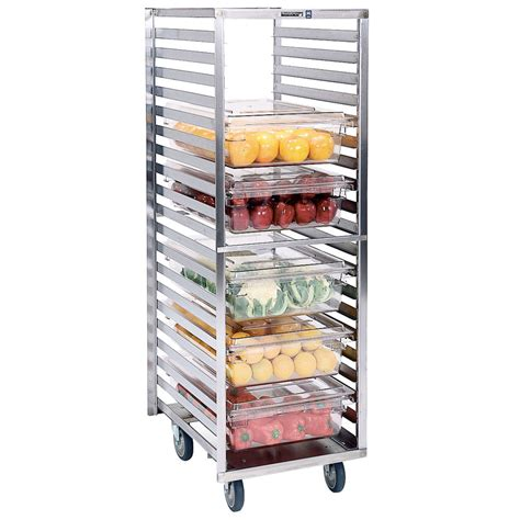 lakeside  stainless steel roll  food box  steam table pan rack    ledge spacing