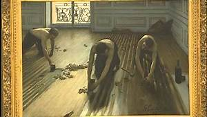 quotraboteurs de parquetquot caillebotte d39art d39art youtube With tableau les raboteurs de parquet