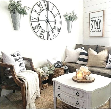 Farmhouse Glam Living Room Modern Country Farmhouse Living