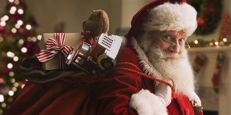 Believing In Santa Is Healthy For Kids, Psychologists Say ...