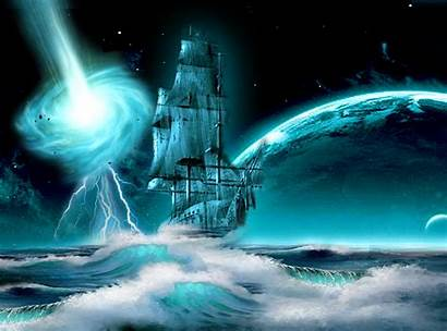 Ghost Ship Pirate Ships Deviantart Wallpapers Storm