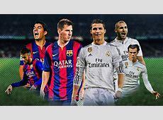 BBC Vs MSN C Ronaldo, Bale, Benzema Vs Messi, Suarez