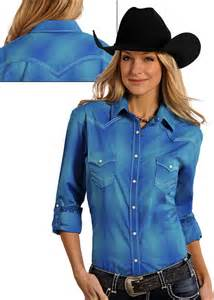 Country Western Shirts for Women