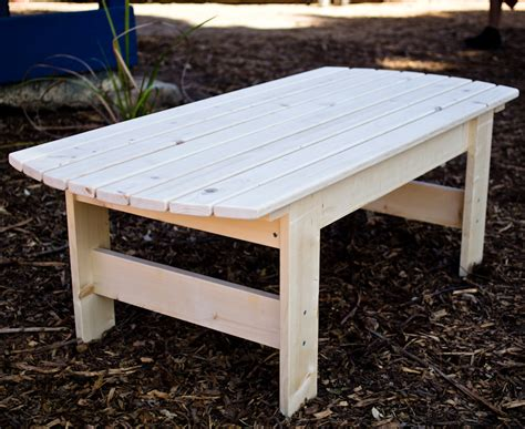 how to build an outdoor side table coffee tables ideas adirondack coffee table style end