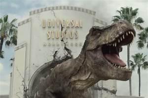 Watch  Universal Studios Hollywood Teases New  U0026 39 Jurassic