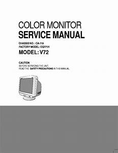 Compaq Cq550f Mv540 Co1075 Service Manual Free Download