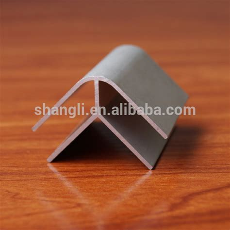 Aluminum Corner Angle Joint For Kitchen Cabinet Skirting
