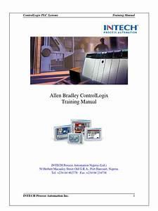 Controllogix Training Manual