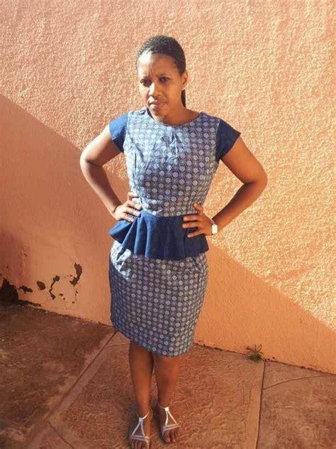 shweshwe traditional dresses styleyou  style