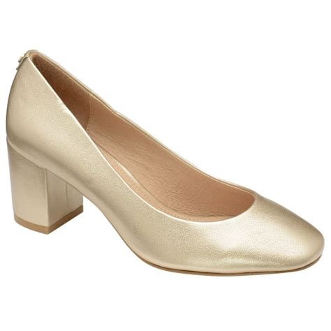 light gold heels buy ravel weston court shoes in gold