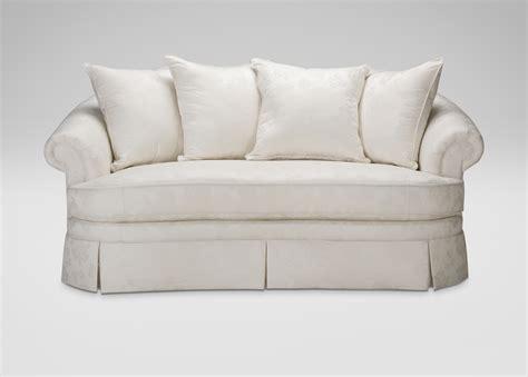 Paris Bench Cushion Sofa Sofas Loveseats