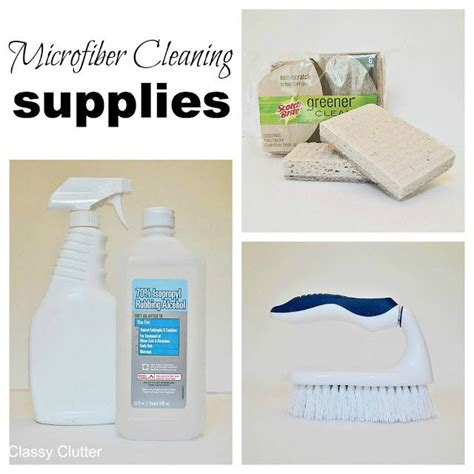 Microfiber Cleaner Urine by 25 Best Cleaning Microfiber Ideas On