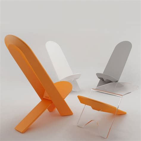 chaise de designer chaise de jardin design palabra zendart design