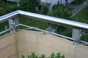 sichtschutz balkon mit balkonverkleidung balkonumrandung With markise balkon mit tapete selbstklebend abwaschbar