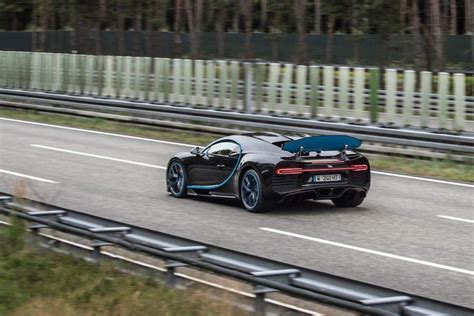 As a reminder, lamborghini unveiled its first hybrid supercar. The Bugatti Chiron just smashed an incredible speed record ...