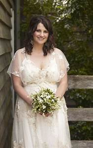 plus size hippie wedding dresses pluslookeu collection With plus size bohemian wedding dress