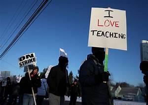 Strongsville Teachers Deserve Community Support Matthew