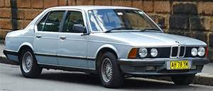 Bmw 7 Series 735i 1983 Technical Specifications