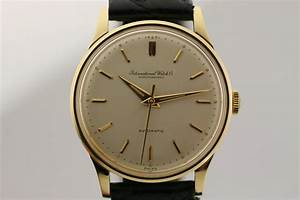 1950 International Watch Company Watch For Sale - Mens ...