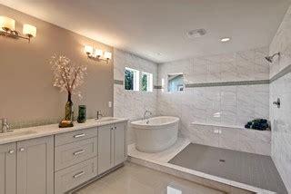kitchen ceramic sinks king s corner transitional bathroom seattle by 3339