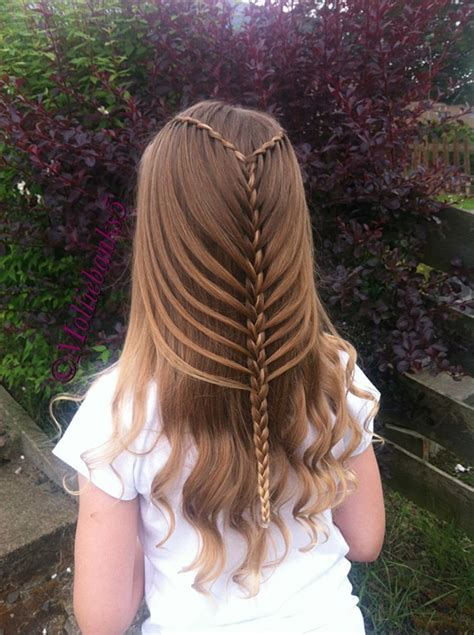 Cool Hairstyles To Do With Hair by Twist Waterfall Into Mermaidbraid By Molliebanks5 On
