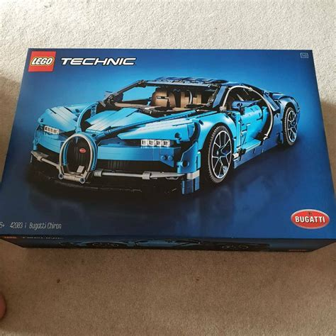 The world's most luxurious supercar now a premium lego set review + video читать. Lego 42083 Bugatti Chiron, new and sealed | in Hucknall ...