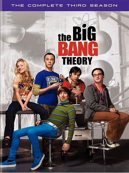 Season Bang Theory Dvd Bing Seasons Three