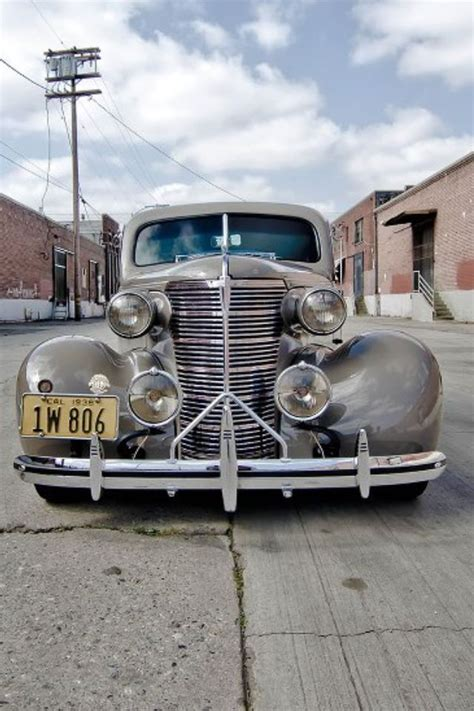 1938 Buick, Master Deluxe  Damn Great Looking Front End