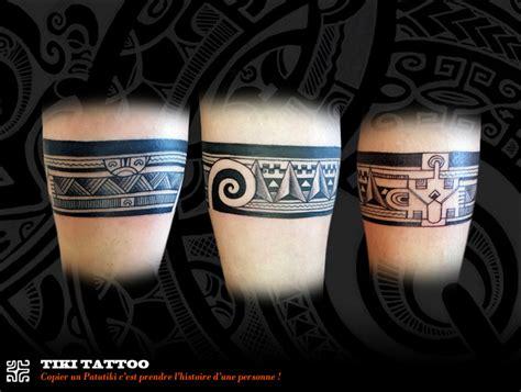 Tatouage Tahitien Bracelet  Cochese Tattoo