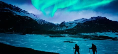 10 places to see the northern lights in alaska canada
