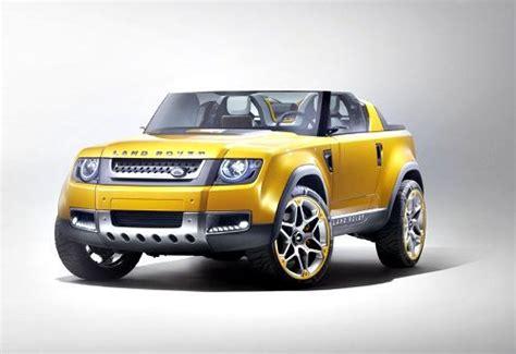 land rover defender concepts reveal revolutionary