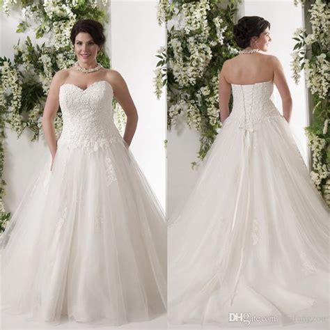 Permalink to A Line Wedding Dresses Sweetheart Neckline