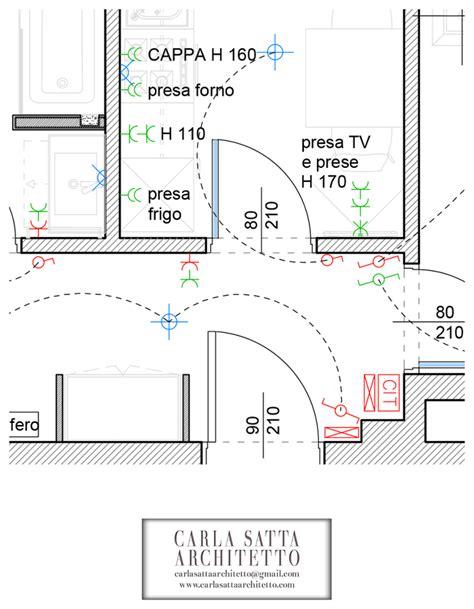 Disegno Impianto Elettrico Appartamento by Foto Progetto Impianto Elettrico Di Carla Satta