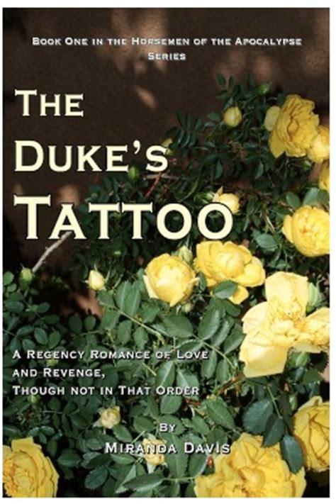 dukes tattoo   horsemen   apocalypse   miranda davis reviews