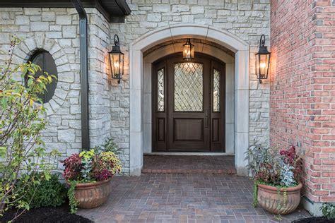 glenview haus custom front door design a growing trend in