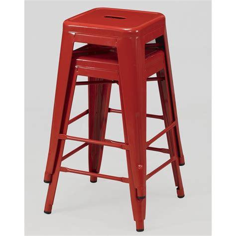 best deals on bar stools tabouret 24 inch metal counter stools set of 2