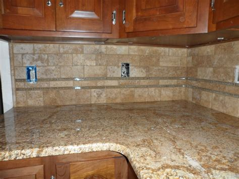 tile backsplash granite subway tile backsplash white glazed cabinets