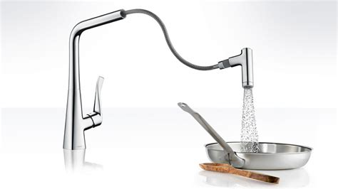cucina kitchen faucets metris armaturen für die küche mit ausziehbrause