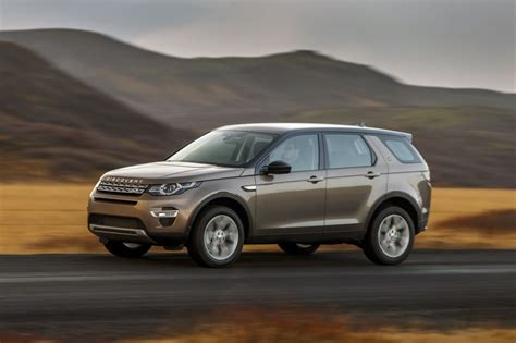 Land Rover Discovery Sport Image by Image 2016 Land Rover Discovery Sport Size 1024 X 682