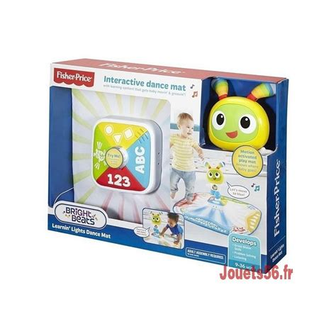 tapis de danse bebo le robot jouets56 fr