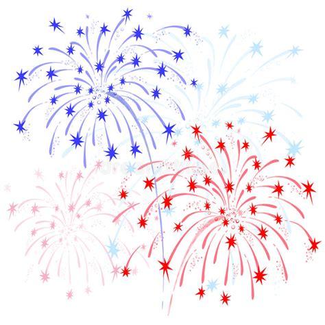 clipart fuochi d artificio fuochi d artificio e illustrazione vettoriale