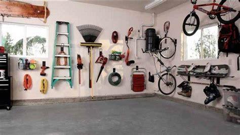 garage storage hooks  neatness  garage home interiors
