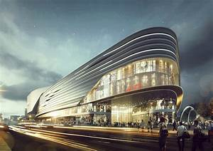 Gallery of Aedas Wins Competition for Dragon/Phoenix ...