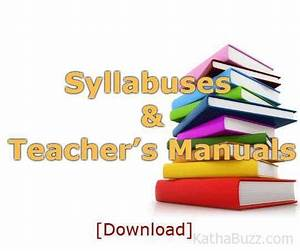 Download  Grade 3 Syllabuses  U0026 Teacher U0026 39 S Instructional