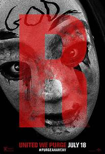 The Purge: Anarchy Posters; The Purge Sequel Stars Frank ...