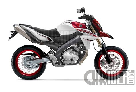 Yamaha Vixion New by Konsep Modifikasi New Vixion Moto Cxrider