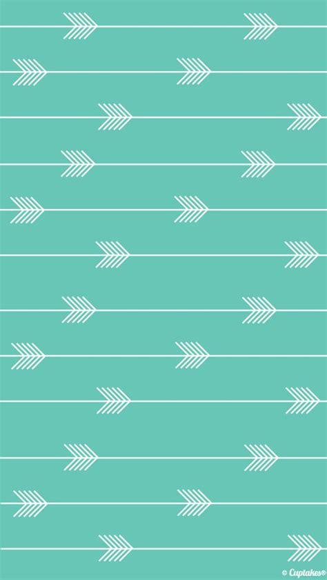 Arrow Background Wallpaper White Arrows On Mint Bday Ideas